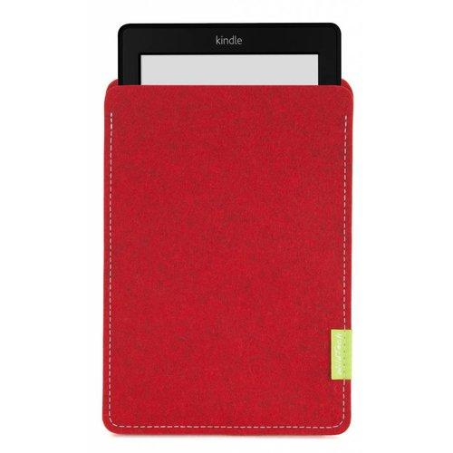 Amazon Kindle Sleeve Cherry