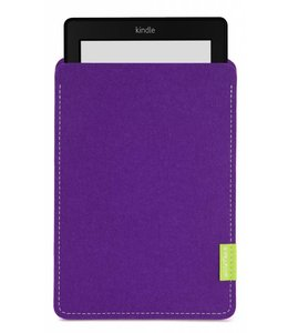 Amazon Kindle Sleeve Purple