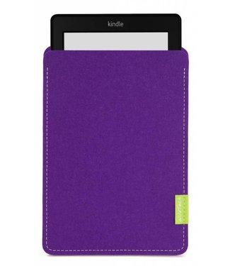 Amazon Kindle Sleeve Purple