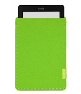 Amazon Kindle Sleeve Bright-Green