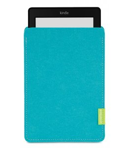 Amazon Kindle Sleeve Turquoise