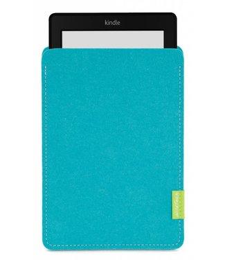 Amazon Kindle Sleeve Turquoise