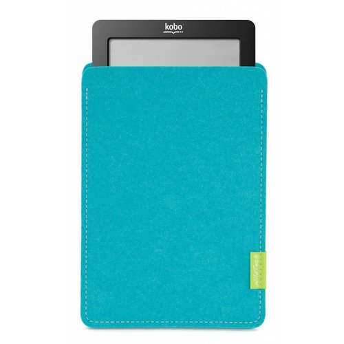 Kobo eBook Sleeve Turquoise
