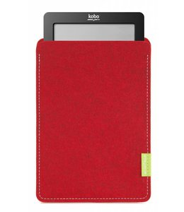Kobo eBook Sleeve Cherry