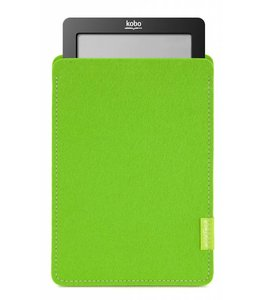 Kobo eBook Sleeve Bright-Green