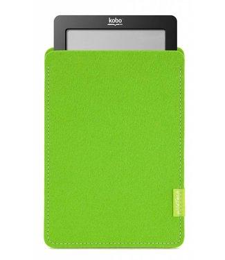Kobo eBook Sleeve Bright-Green