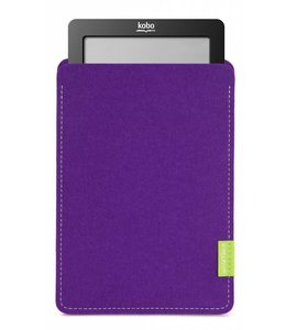 Kobo eBook Sleeve Lila