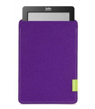 Kobo eBook Sleeve Purple