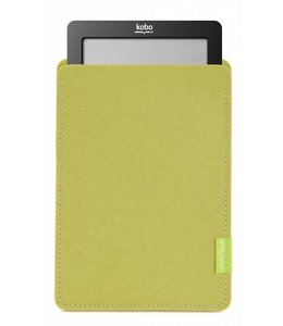 Kobo eBook Sleeve Lime-Green