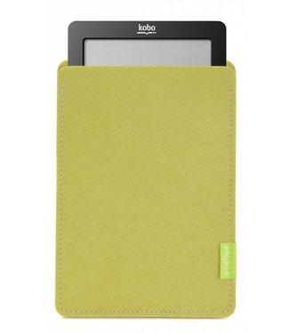 Kobo eBook Sleeve Lime-Green