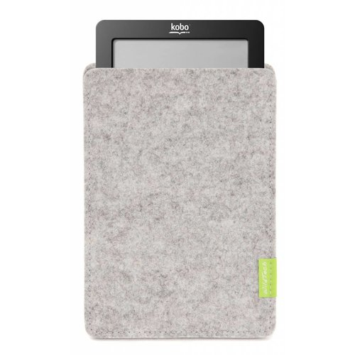 Kobo eBook Sleeve Light-Grey