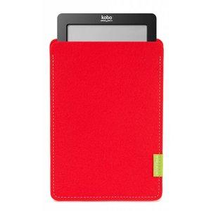 Kobo eBook Sleeve Bright-Red
