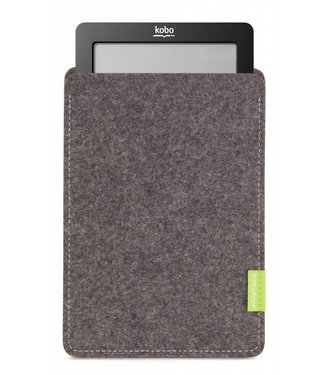 Kobo eBook Sleeve Grau