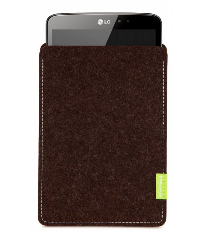 LG G Pad Sleeve Truffle-Brown