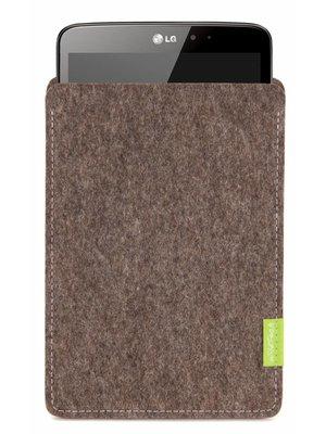LG G Pad Sleeve Nature-Flecked