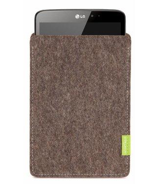 LG G Pad Sleeve Natur-Meliert