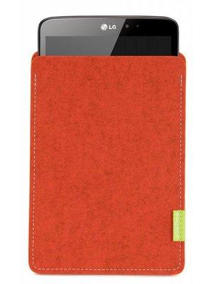 LG G Pad Sleeve Rust