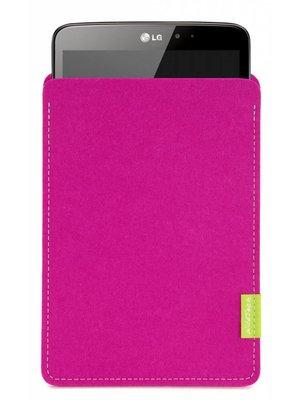 LG G Pad Sleeve Pink