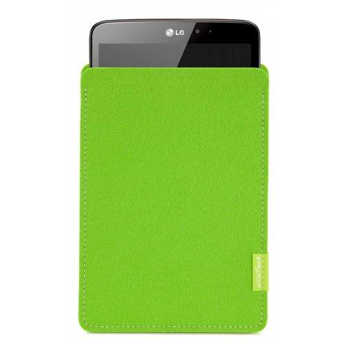 LG G Pad Sleeve Maigrün