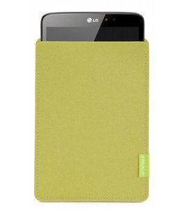 LG G Pad Sleeve Lime-Green