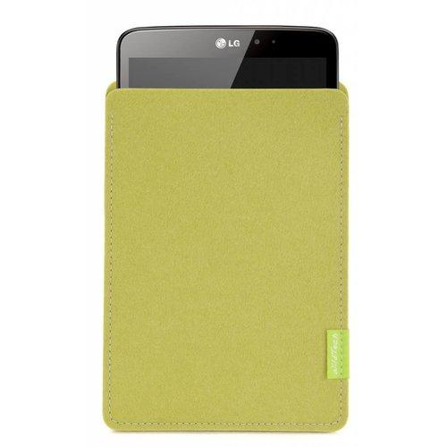 LG G Pad Sleeve Lindgrün