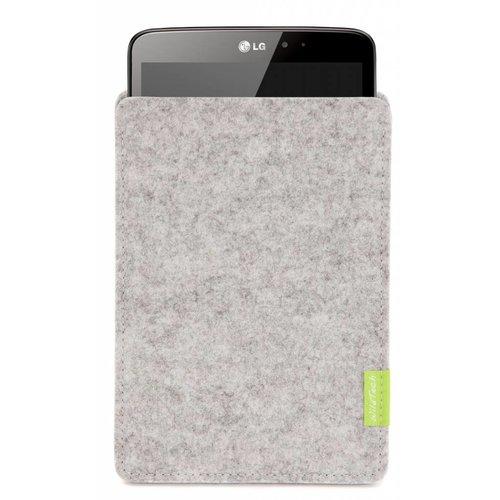 LG G Pad Sleeve Light-Grey