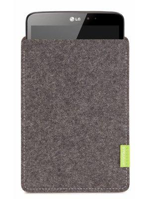 LG G Pad Sleeve Grau