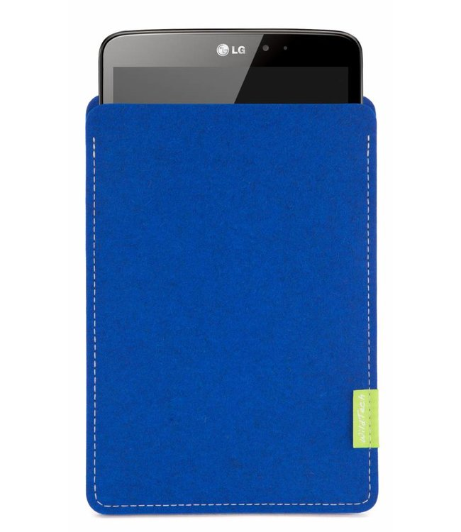 LG G Pad Sleeve Azure