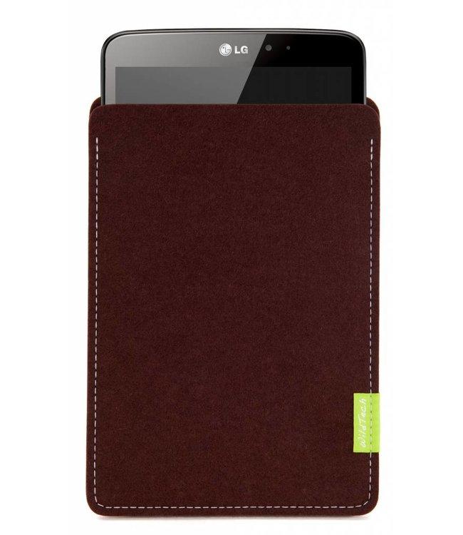 LG G Pad Sleeve Dark-Brown