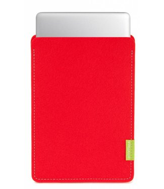 Apple MacBook Sleeve Bright-Red