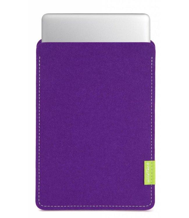 Apple MacBook Sleeve Purple