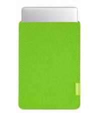 Apple MacBook Sleeve Maigrün