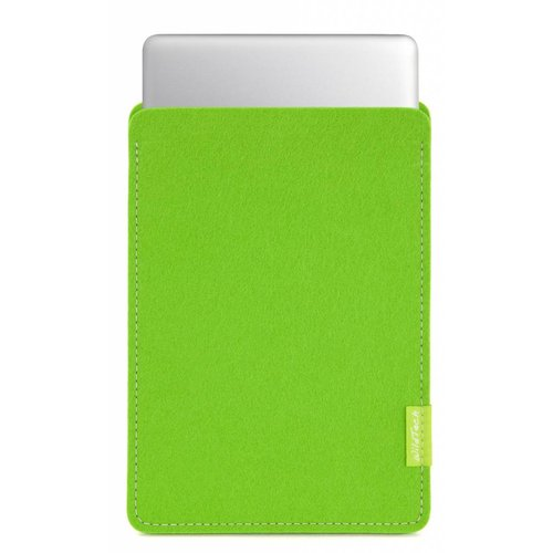Apple MacBook Sleeve Bright-Green