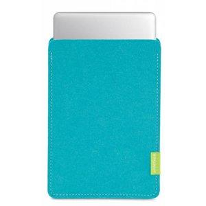 Apple MacBook Sleeve Türkis