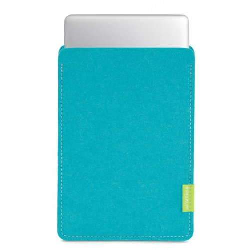Apple MacBook Sleeve Turquoise