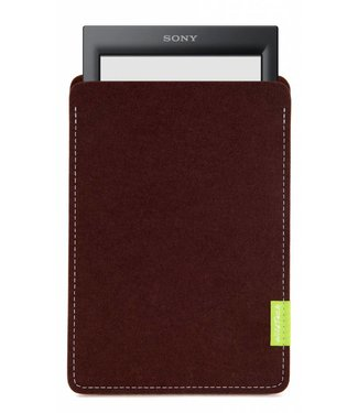 Sony PRS eBook Sleeve Dunkelbraun