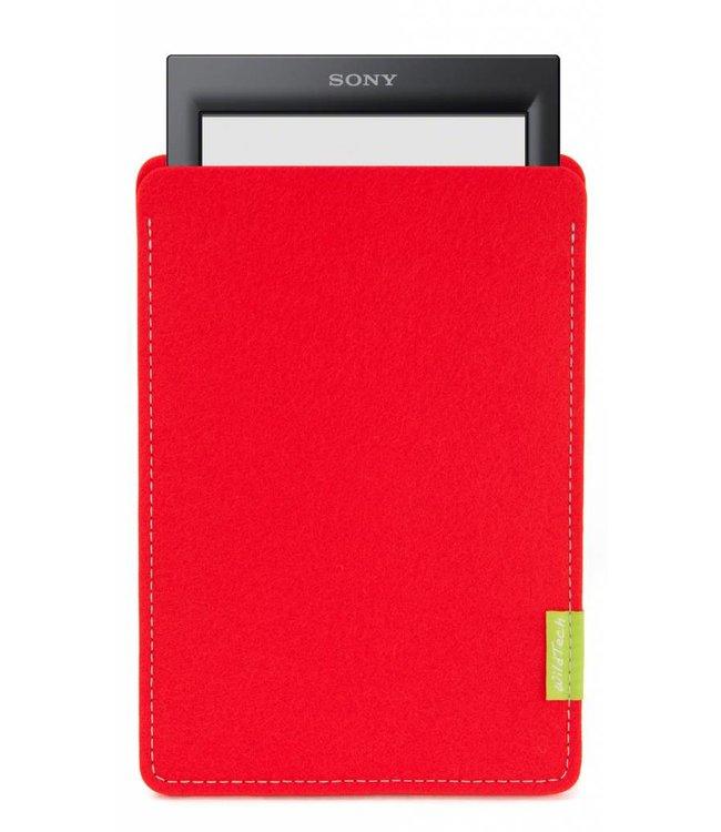 Sony PRS eBook Sleeve Hellrot