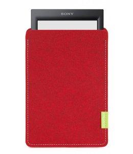 Sony PRS eBook Sleeve Kirschrot
