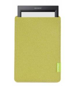 Sony PRS eBook Sleeve Lindgrün