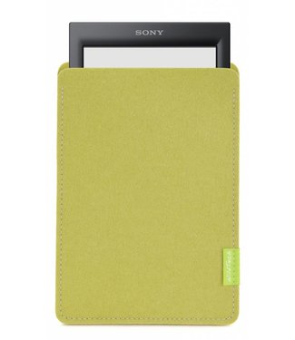 Sony PRS eBook Sleeve Lindgrün