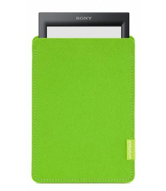Sony PRS eBook Sleeve Maigrün