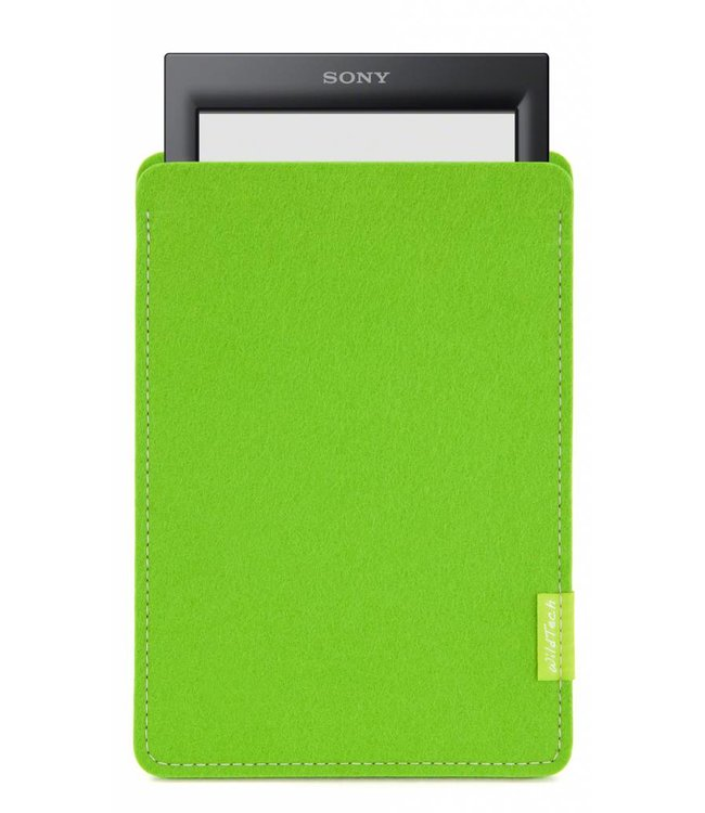 Sony PRS eBook Sleeve Maigrün