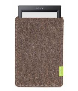 Sony PRS eBook Sleeve Natur-Meliert