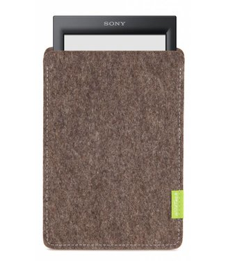 Sony PRS eBook Sleeve Natur-Meliert
