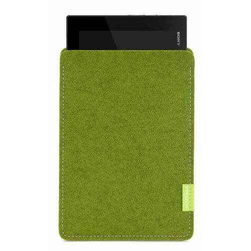Sony Xperia Tablet Sleeve Farn-Green