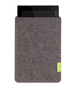 Sony Xperia Tablet Sleeve Grau
