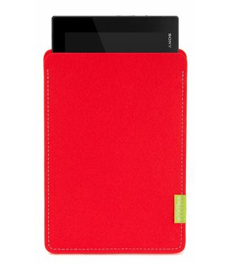 Sony Xperia Tablet Sleeve Bright-Red