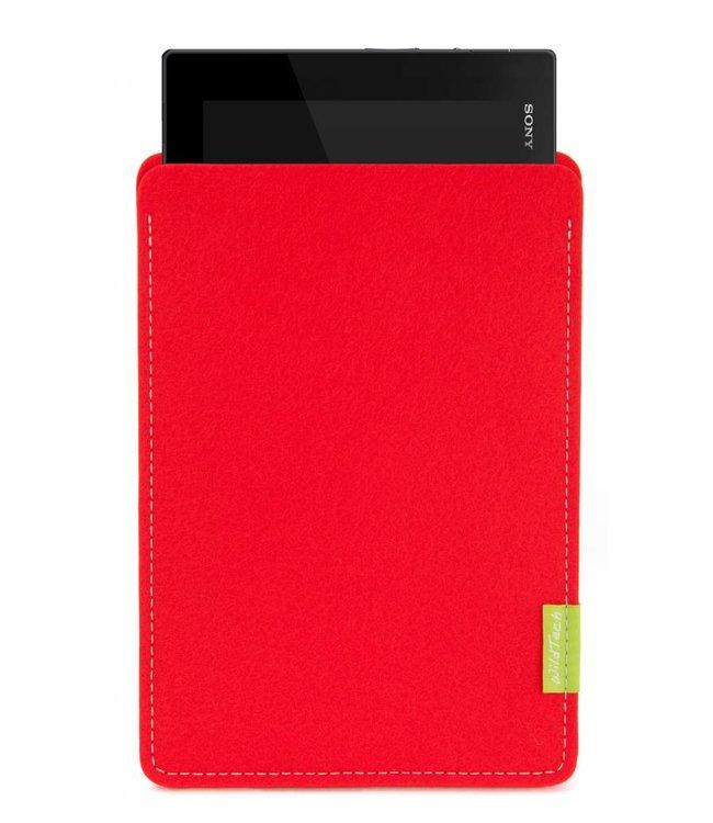 Sony Xperia Tablet Sleeve Hellrot