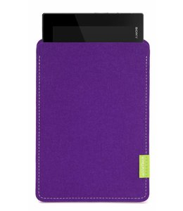 Sony Xperia Tablet Sleeve Purple