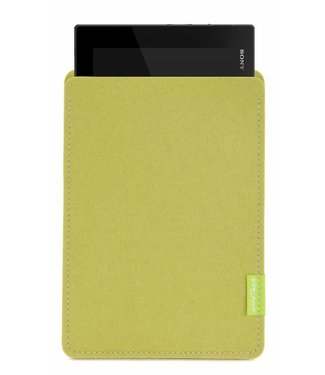 Sony Xperia Tablet Sleeve Lime-Green